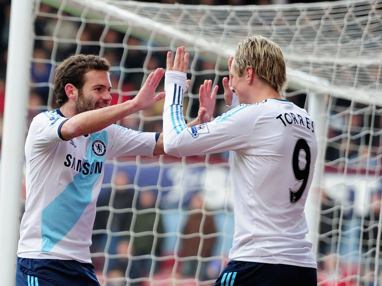 Juan Mata: Has faith in Torres
