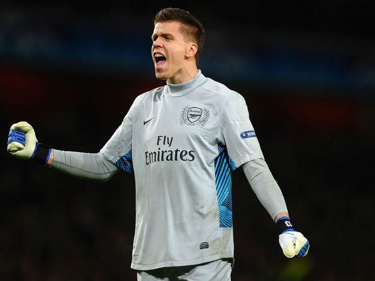 Wojciech Szczesny: Hoping to spend many more years at Arsenal