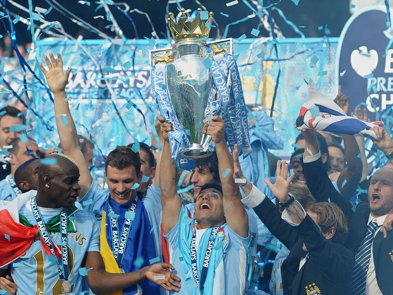 Will Man City win the title again in 2013/14?