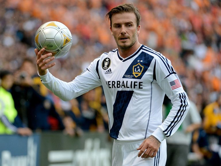 David Beckham: Pondering 12 options from around the globe
