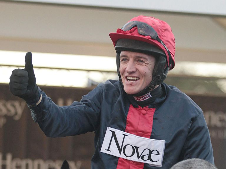 Barry Geraghty: Has a tough decision to make