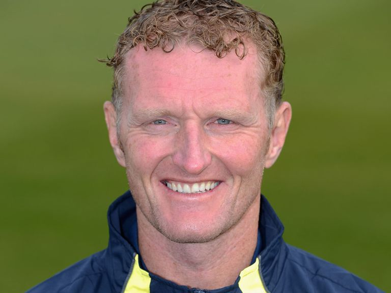 Dougie Brown: New Warwickshire director of cricket