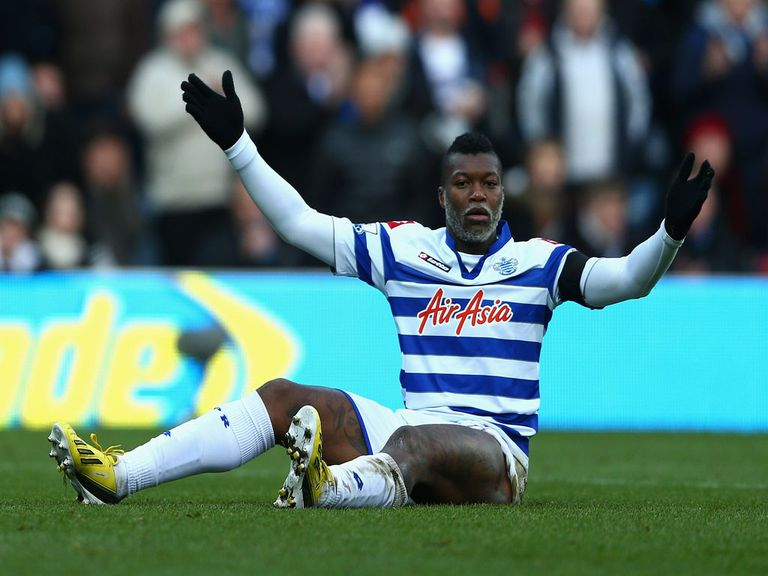 Djibril Cisse: Believes QPR can avoid relegation