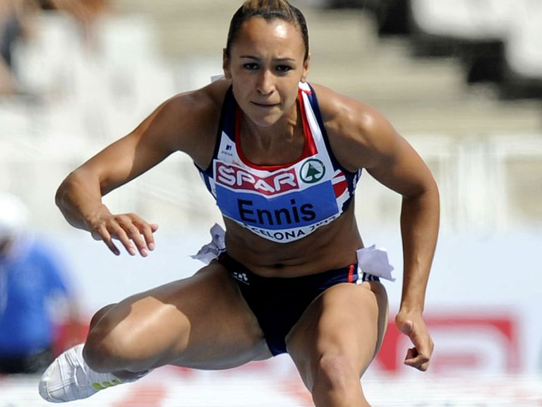 Jessica Ennis-Hill: Hopes to return in February
