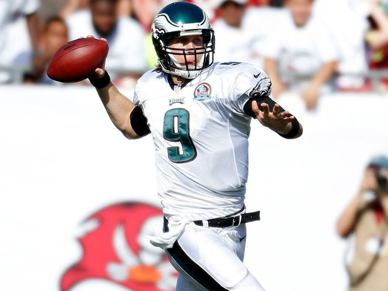 Nick Foles: Philadelphia's hero at Tampa Bay