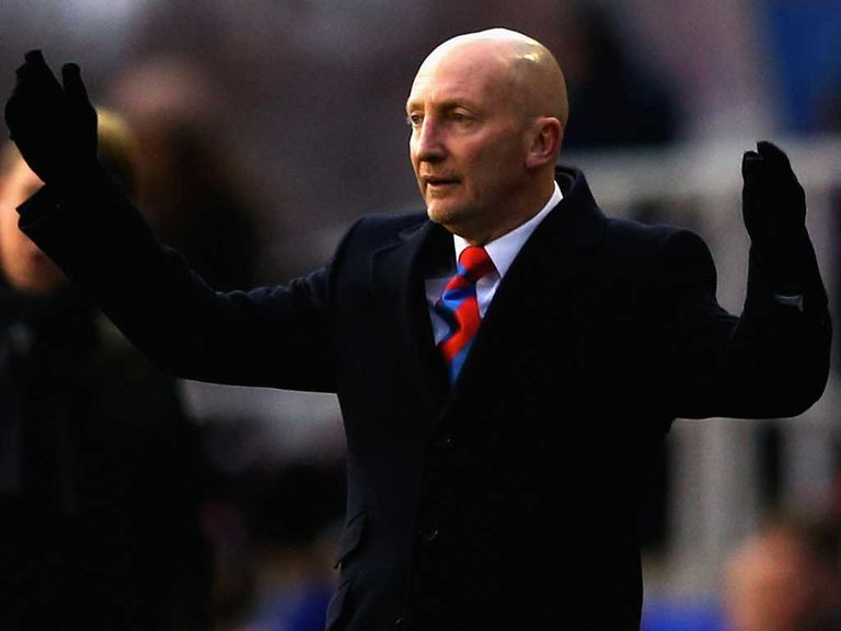 Ian Holloway: Looking to bolster squad