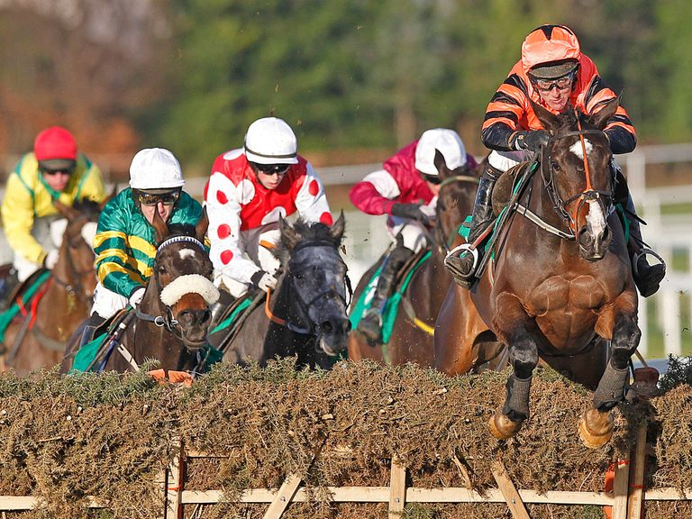 Jezki: Straight to Cheltenham