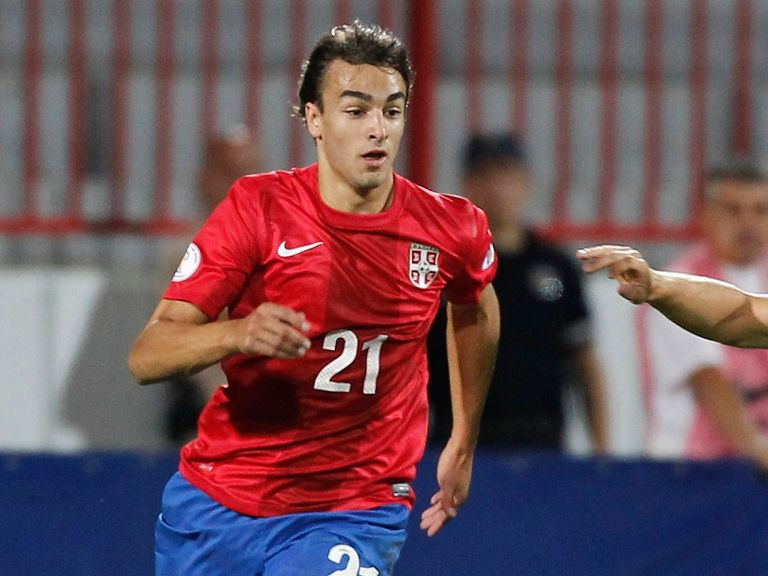 Lazar Markovic: Heavily linked with move to Premier League