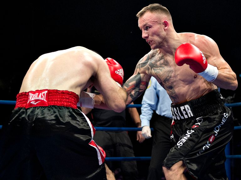 Mikkel Kessler: Ready to fight Carl Froch again