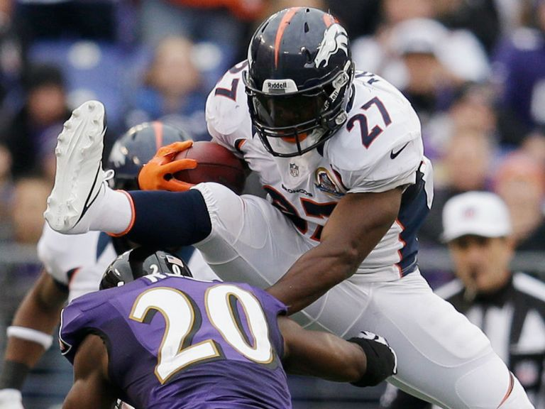 Knowshon Moreno: Finished with 118 yards rushing