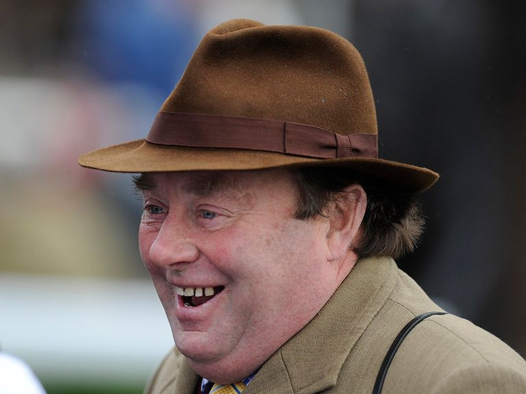 Nicky Henderson: Worked Oscara Dara