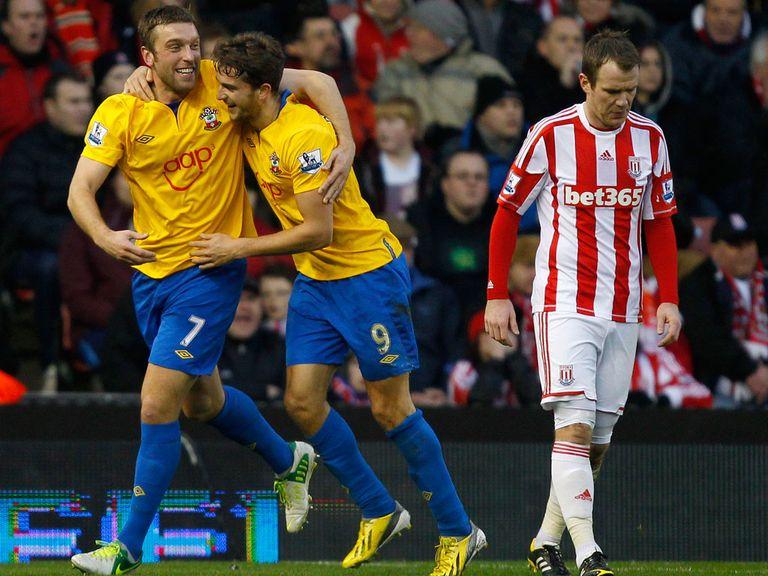 Lambert and Rodriguez: Saints sharp shooters