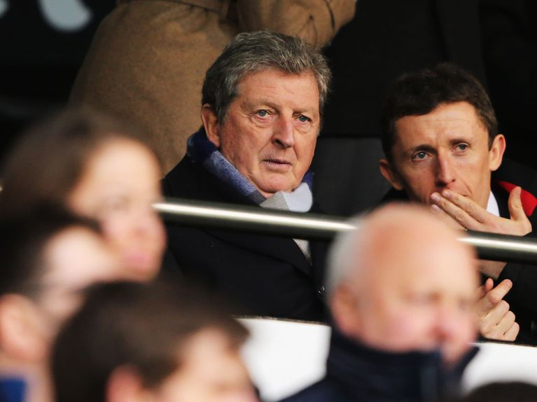 Roy Hodgson: Prepared for vital year