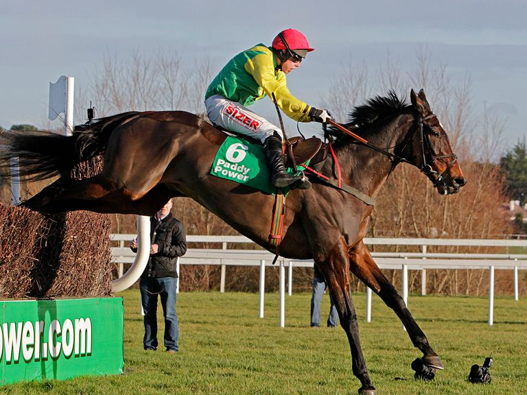 Sizing Europe: Can run well at Cheltenham