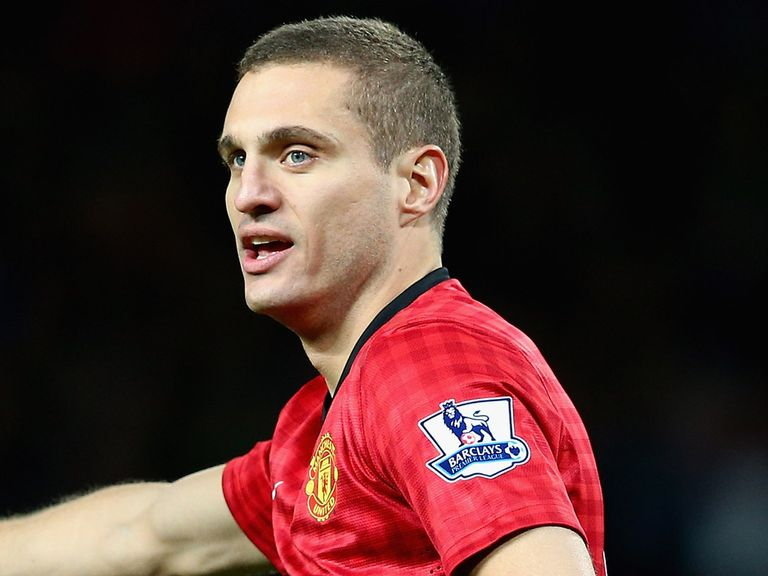 Vidic: On the road to recovery following injury