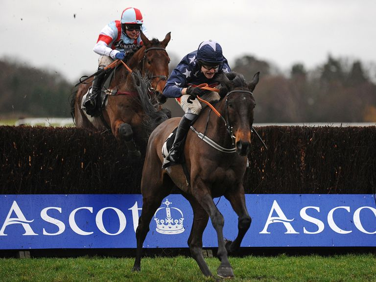 Wyck Hill: Well fancied for Kempton feature