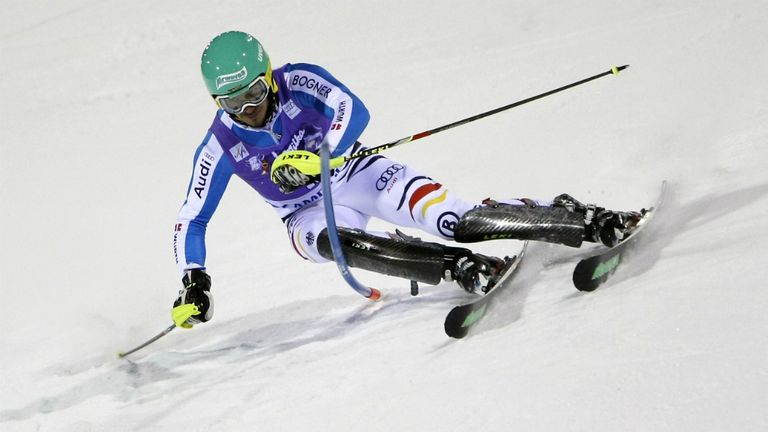 Felix Neureuther: German prevailed at Munich parallel slalom