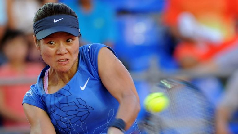 Li Na: beat Bojana Jovanovski in straight sets