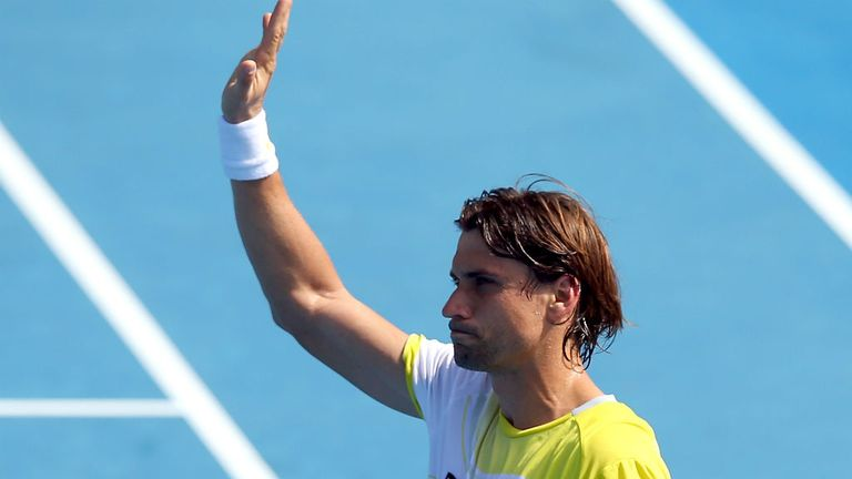 David Ferrer: Blew away Gael Monfils in straight sets