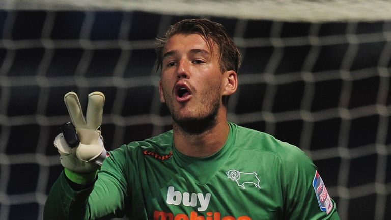 Adam Legzdins: Derby goalkeeper back to fitness sooner than expected