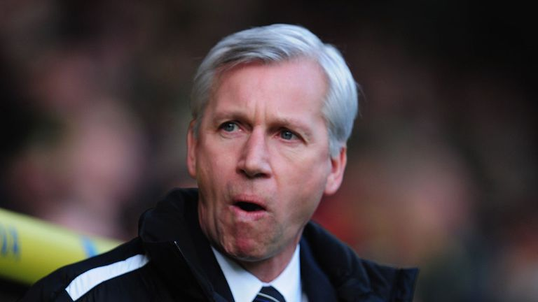 Alan Pardew: Favourite to be next Premier League manager to leave