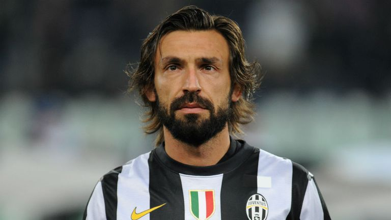 Andrea Pirlo: Attracted plenty of interest during his days at AC Milan