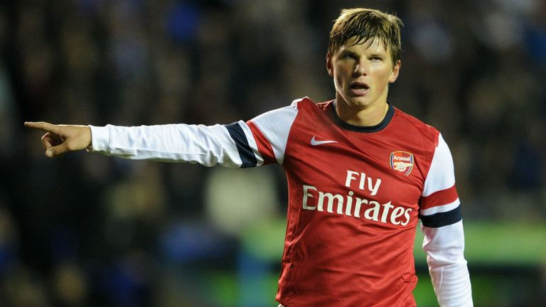 Andrey Arshavin: Being linked with shock move to Azerbaijan