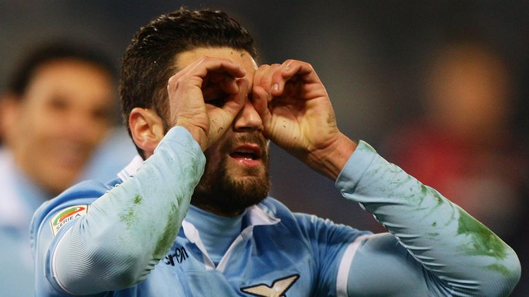 Antonio Candreva: Spent last season on loan at Lazio