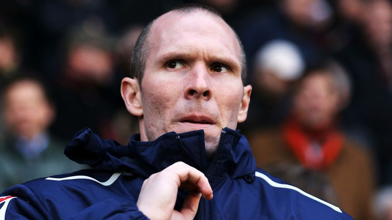 Michael Appleton: In the running to fill the Blackburn vacancy