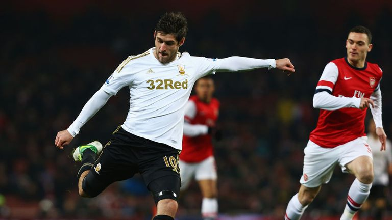 Danny Graham: Sunderland have reportedly made a bid for the Swansea striker
