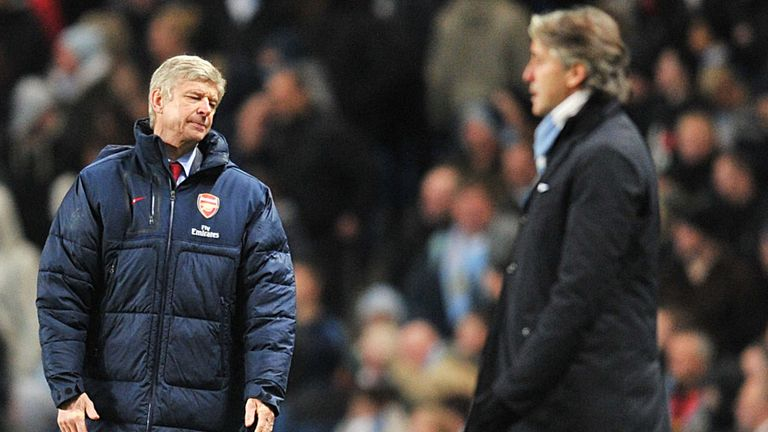 Arsene Wenger: Demanding an Arsenal victory against Manchester City on Sunday