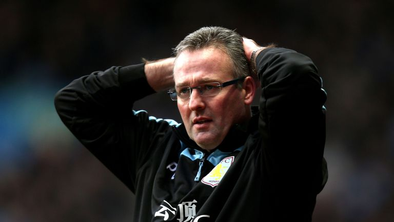 Paul Lambert: Just four wins from 22 games so far this season