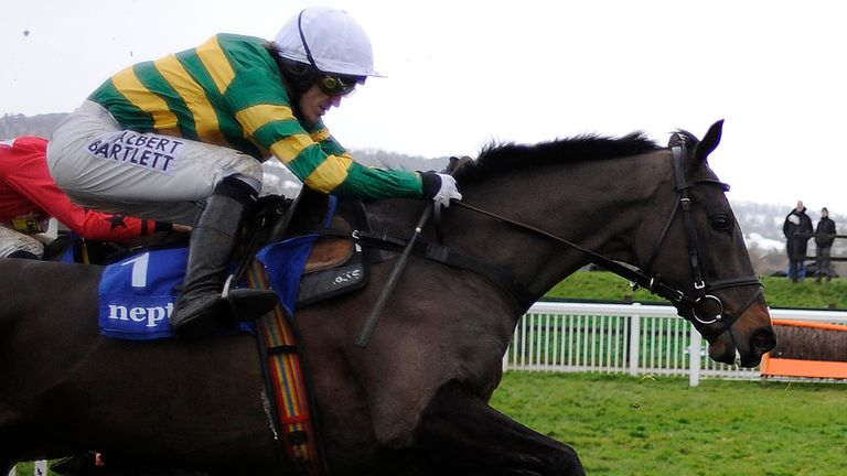At Fishers Cross: Could step back up in trip in March