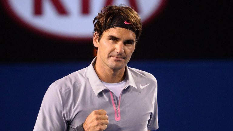 Roger Federer: Still has plenty of career targets at the age of 31