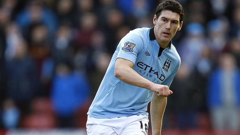 Gareth Barry: Comfortable regarding contract
