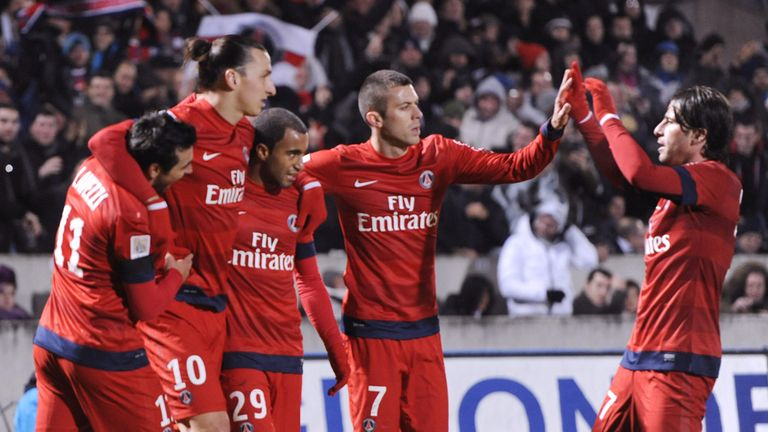 Paris Saint-Germain: Face Toulouse over the weekend
