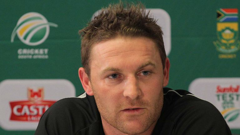 Brendon McCullum: Delighted with ODI victory