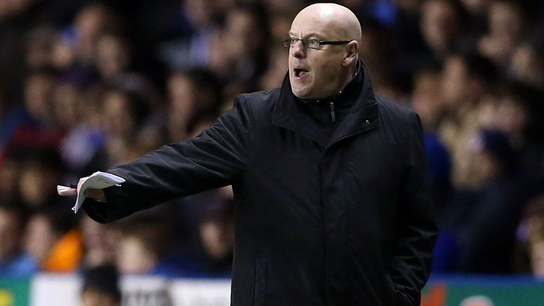 Brian McDermott: Upset at the result but not the performance