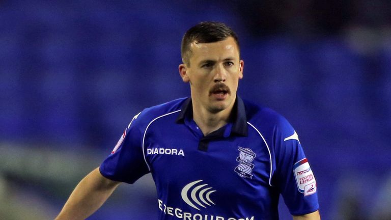 Paul Caddis: Swindon defender close to completing a move to Blackpool