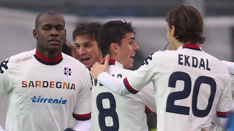 Cagliari: Have won their appeal to play at home