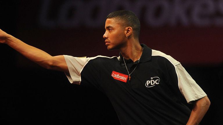 Charl Pietersen: Hit nine-darter in process of booking 2013 Tour Card