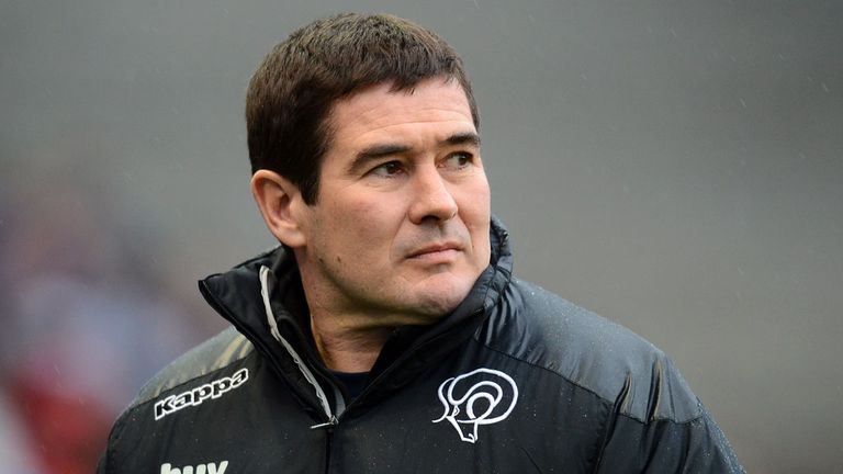 A night of mixed emotions for Derby boss Nigel Clough