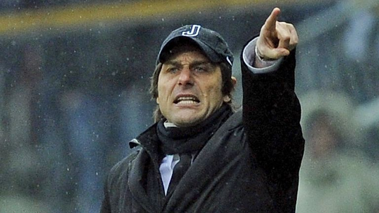 Antonio Conte: Preparing Juventus for three games in a week