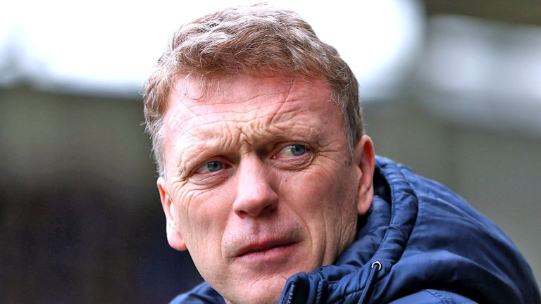 David Moyes: Safely through to the fifth round of the FA Cup