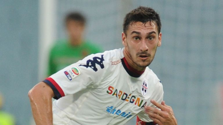 Davide Astori: Will remain at Cagliari next season