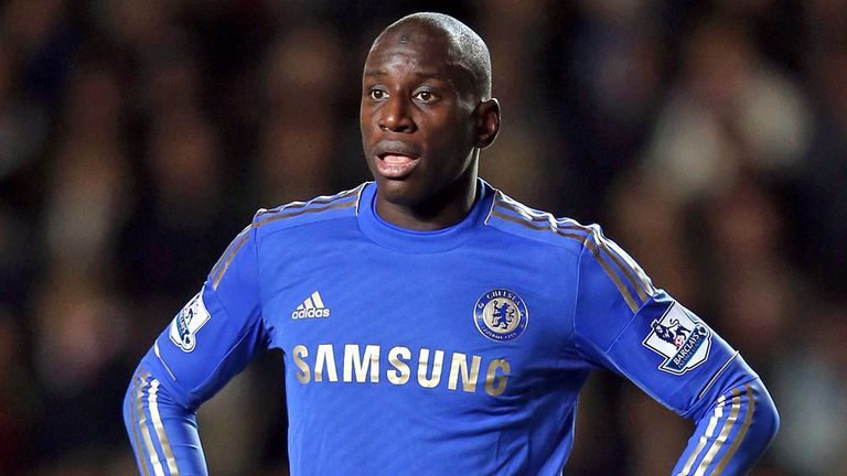 Demba Ba: Great time to face Manchester City