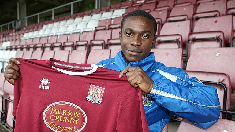Emmanuel Oyeleke: Could make his debut on Tuesday