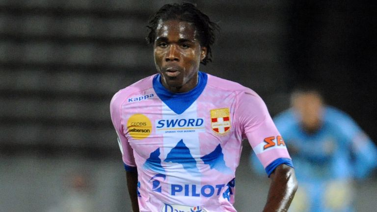 Eric Tie Bi: Evian midfielder wary of suffering a Coupe de France upset