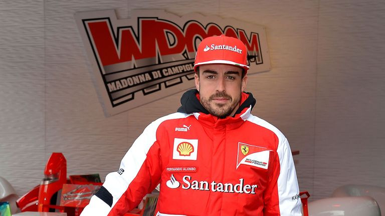 Fernando Alonso: Will wait until Barcelona before trying new car