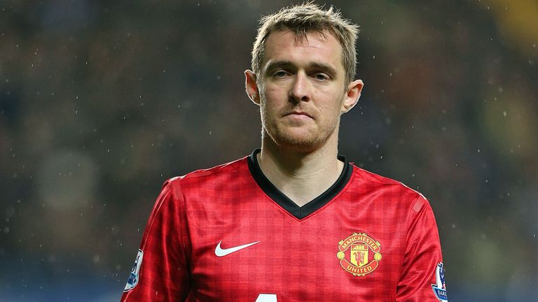 Darren Fletcher: The Man United midfielder is recovering from surgery in January